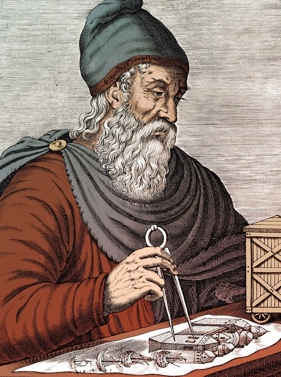 Archimedes © Getty Images