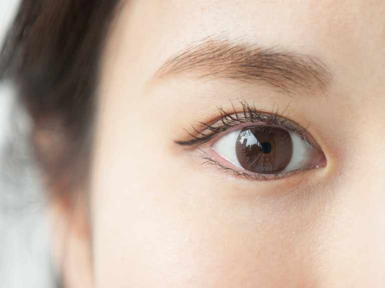 Why do people have different eye shapes?