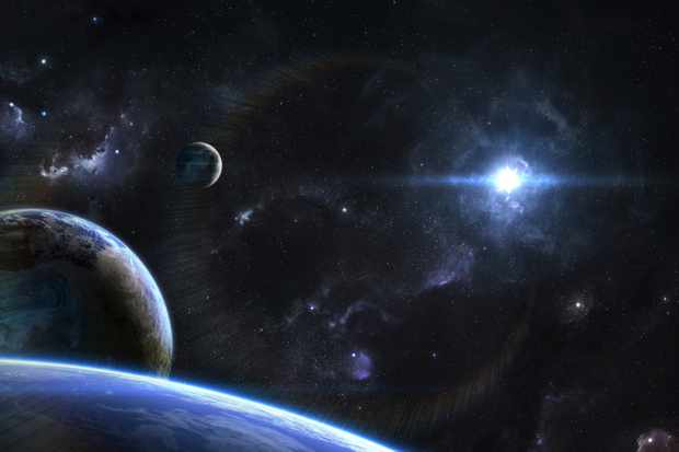 On average, how many planets are in orbit around each star? © Getty Images