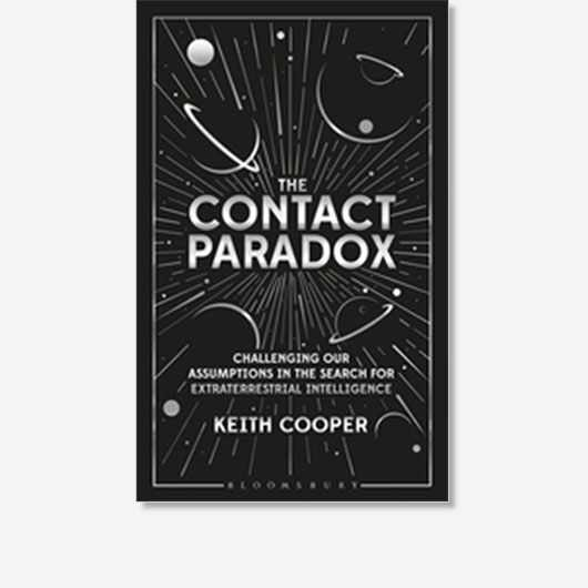The Contact Paradox: Challenging our Assumptions in the Search for Extraterrestrial Intelligence by Keith Cooper is out now (£18.99, Bloomsbury)