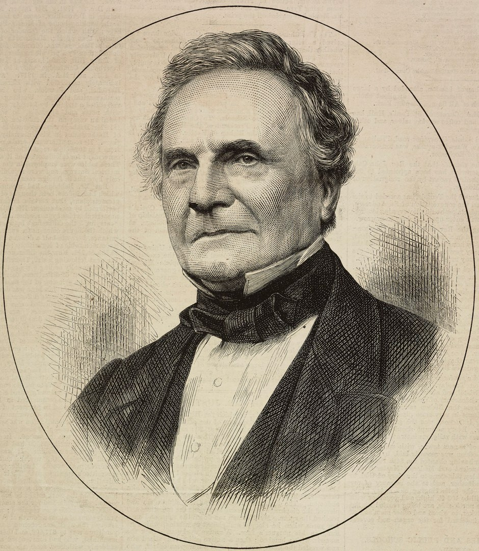 Charles Babbage © Getty Images