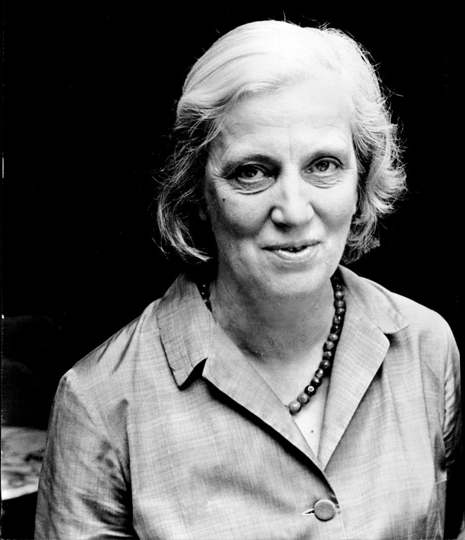 Dorothy Crowfoot Hodgkin © Getty Images
