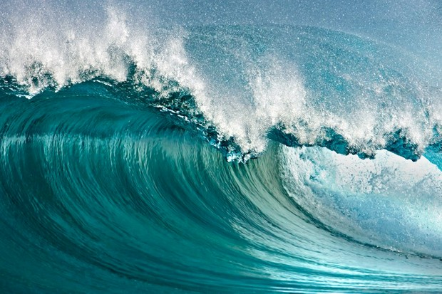 Electric oceans: membrane creates energy from seawater © Getty Images