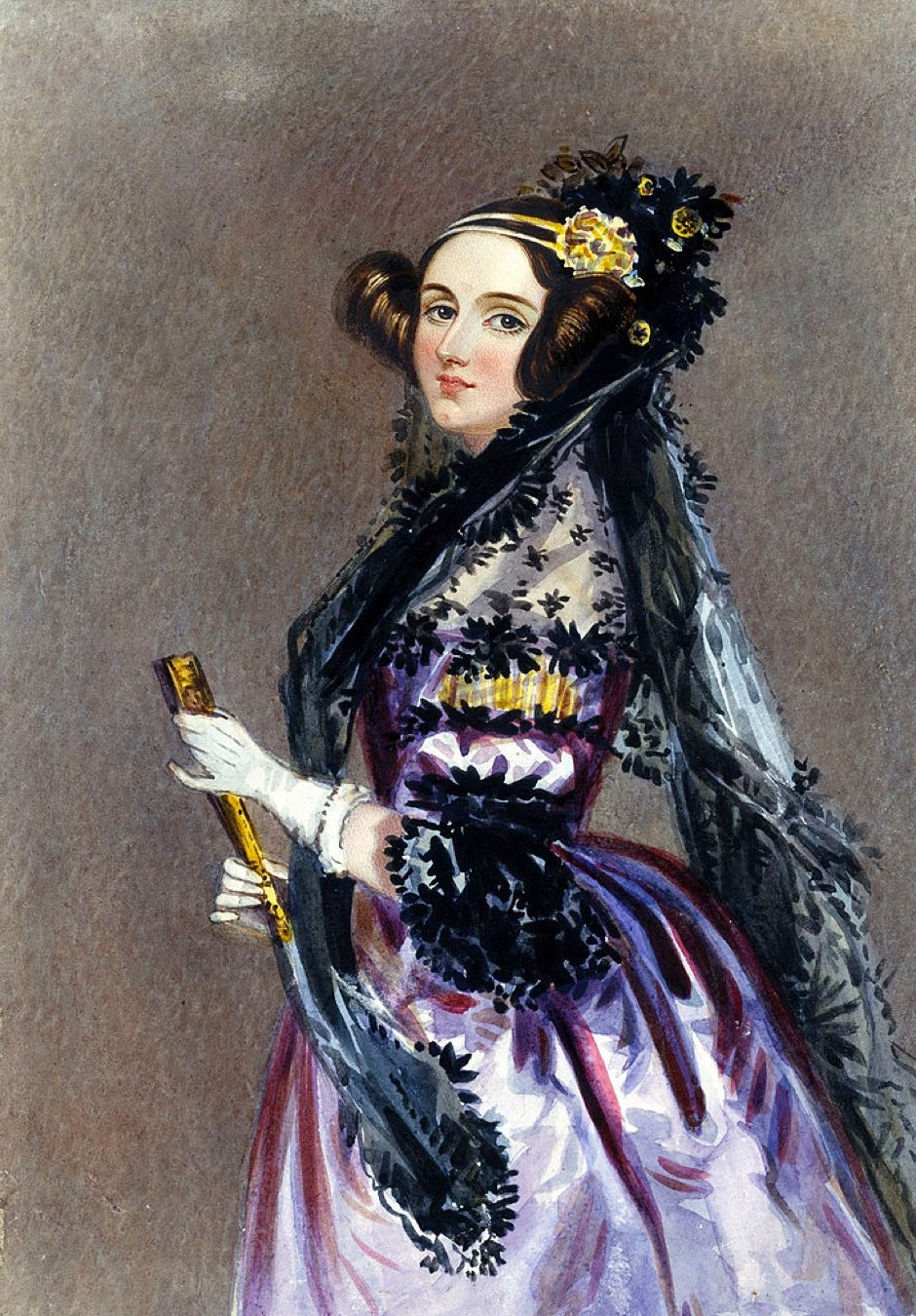 Ada Lovelace in 1840 © Getty Images
