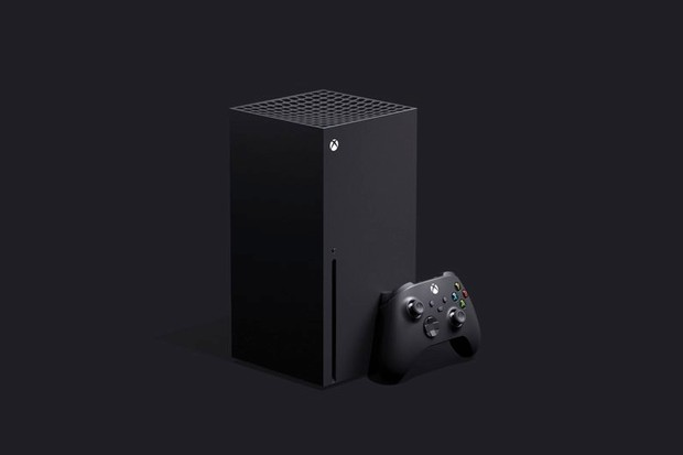 Xbox Series X: Microsoft unveils next-gen tower-shaped console © Xbox