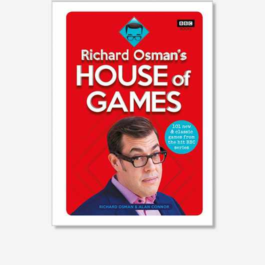 Richard Osman's House of Games by Richard Osman and Alan Connor is out now (£14.99, BBC Books).