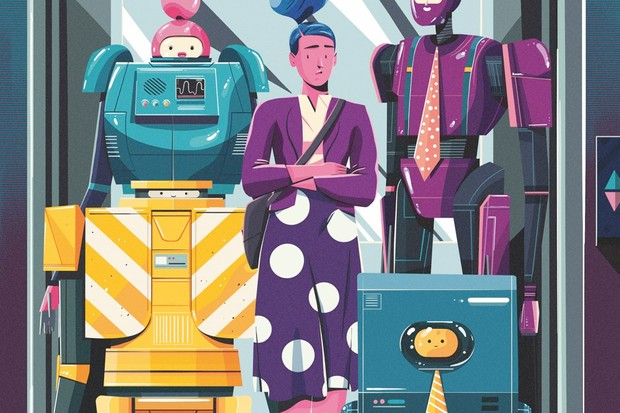 What if robots took our jobs? © Joe Waldron