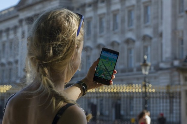 Pokémon woe! Playing games among causes of smartphone-related injuries © David Mirzoeff/PA