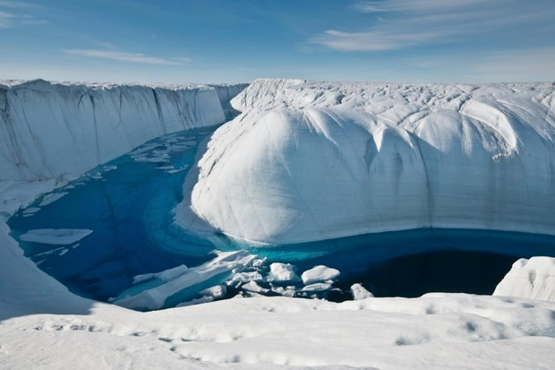 Greenland ice melt putting 40 million people at greater risk than previously thought
