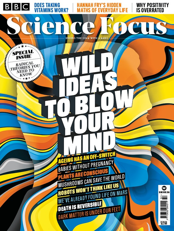 Wild ideas to blow your mind © Sam Falconer