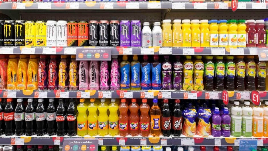 'Sugar tax' drives down sugar content in soft drinks, study finds