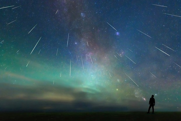 How to watch tonight's Quadrantid meteor shower © Getty Images