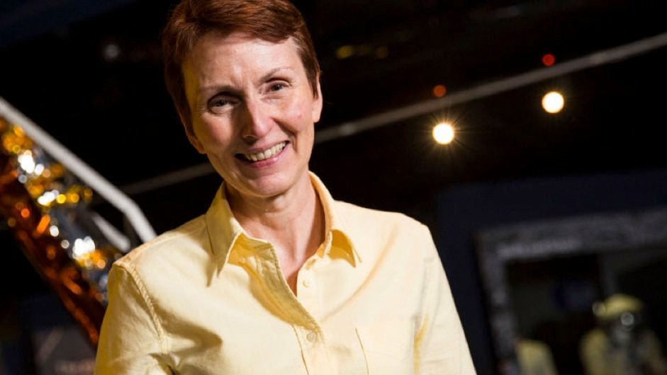 Dr Helen Sharman: Aliens exist, there's no two ways about it
