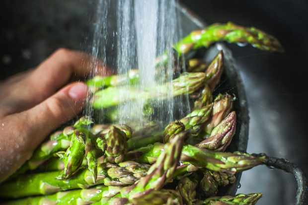 Do I really need to wash veg if I'm going to be cooking it? © Getty Images