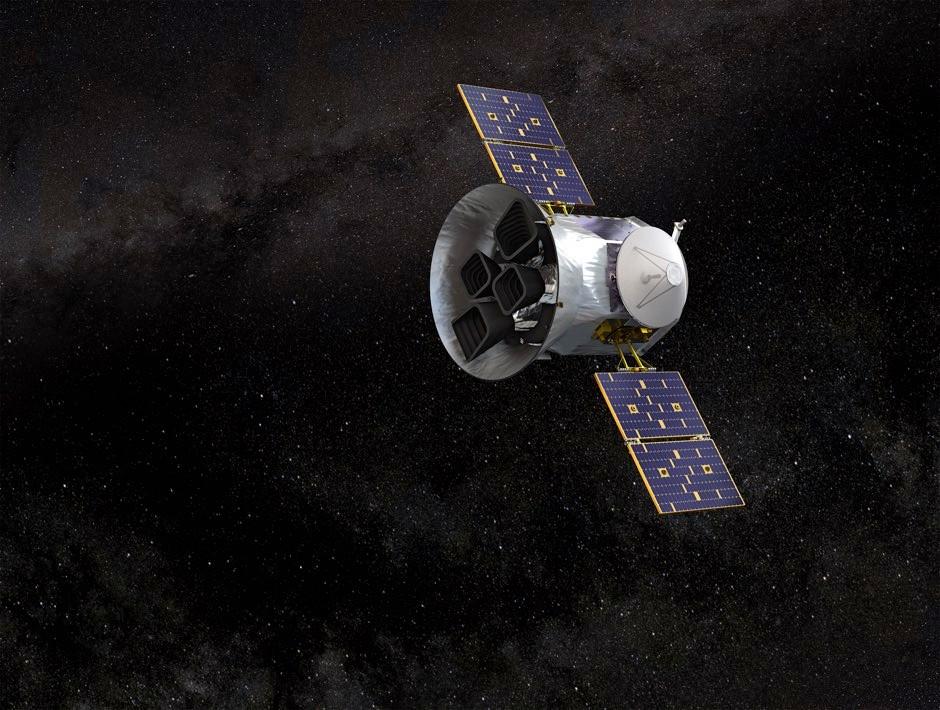 TESS © NASA