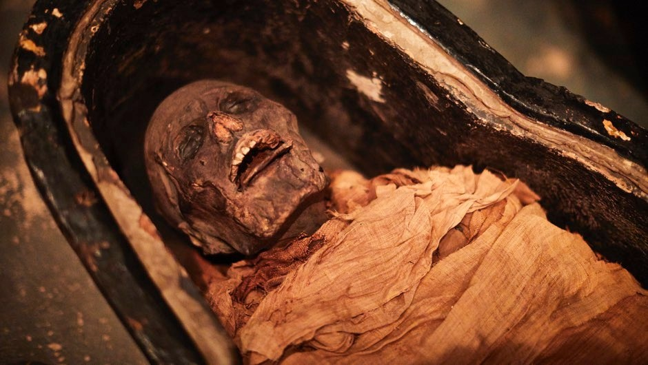 Sound of a 3000-year-old Egyptian mummy's voice recreated thanks to 3D printing