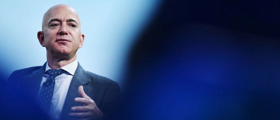 Amazon boss pledges $10bn of his $100bn+ fortune to tackle climate change