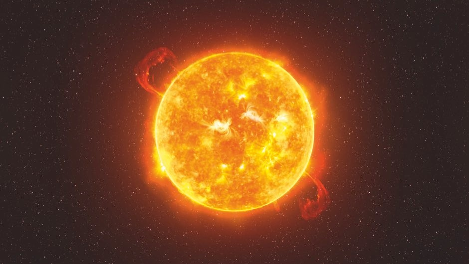 Is the Betelgeuse star about to explode?