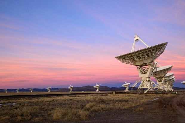 SETI begins search for 'technosignatures' in the hunt for alien life © Getty Images