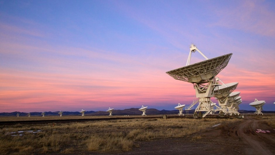 SETI begins search for 'technosignatures' in the hunt for alien life