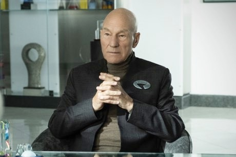The science of Picard with Dr Erin Macdonald, Star Trek's newest science consultant © Star Trek: Picard on Prime Video