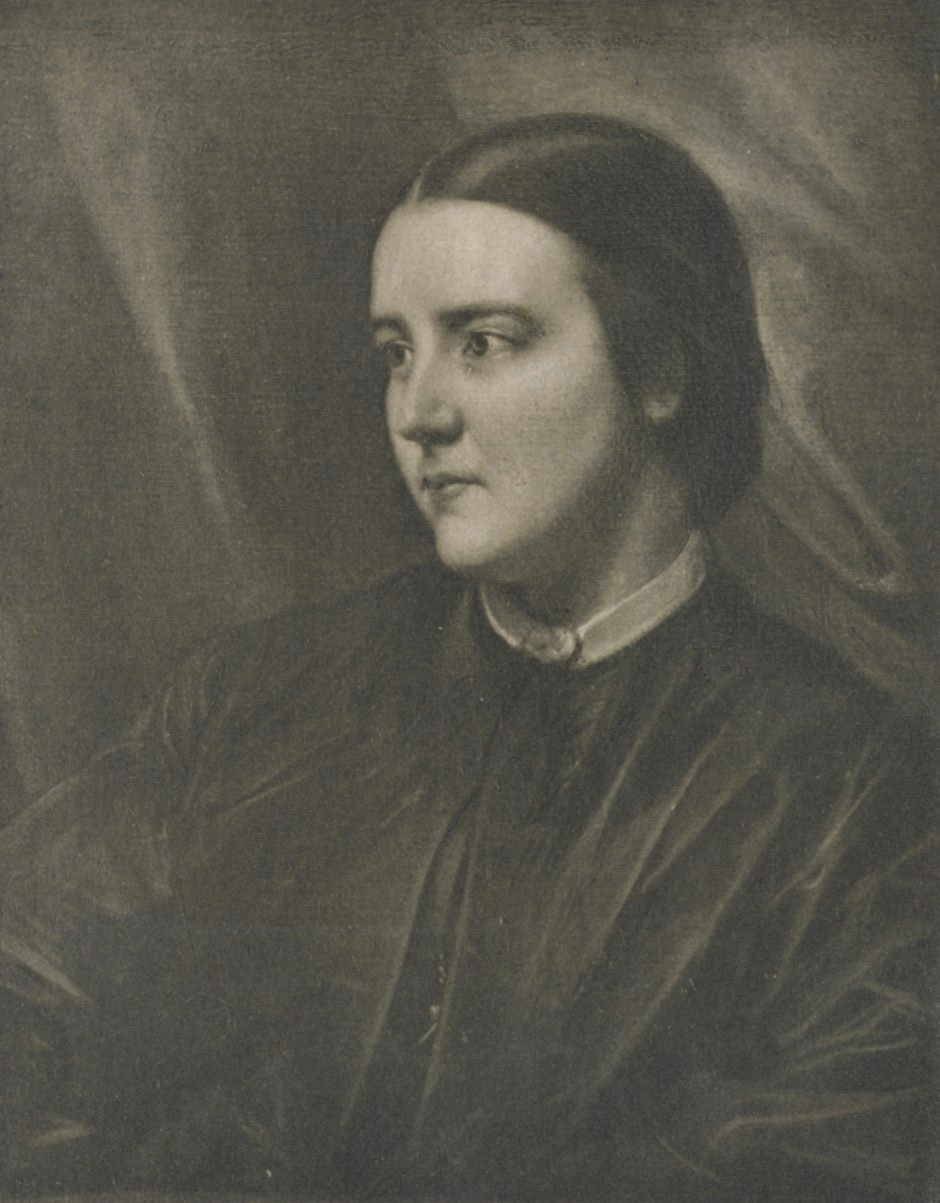 Sophia Jex-Blake aged 25 © Margaret Todd (Public domain)
