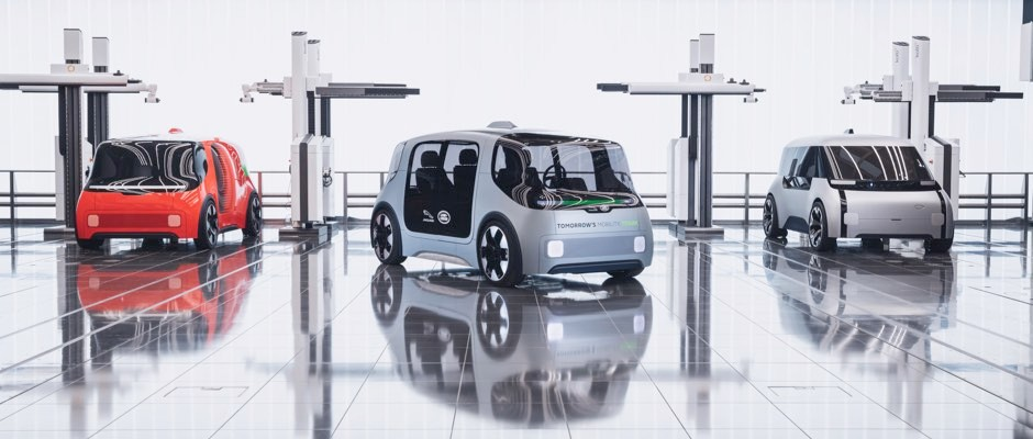 Project Vector: Jaguar Land Rover begins autonomous car trials