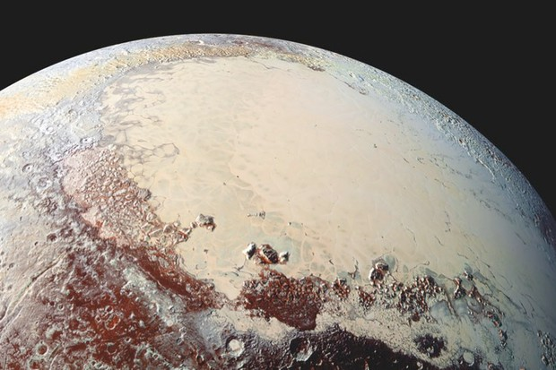 Pluto and beyond: New Horizons in the outer Solar System © NASA