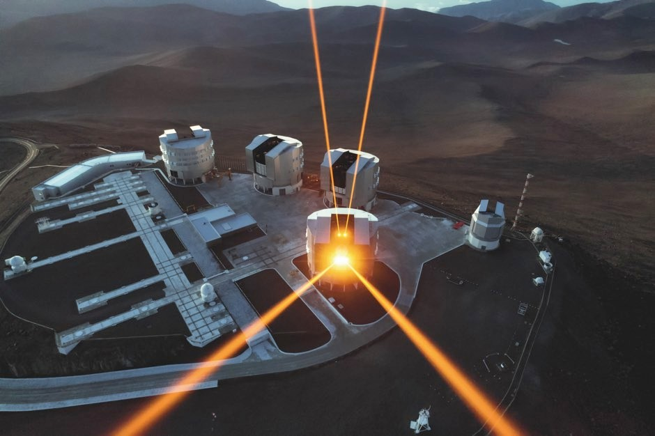 Eye on the sky: the ground-based telescopes bringing the Universe down to Earth