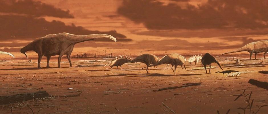 The Isle of Skye was a Middle-Jurassic dinosaur hotspot - BBC Focus Magazine