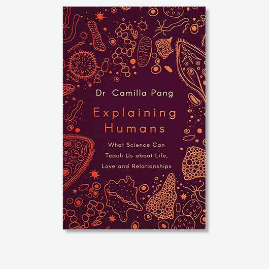 Explaining Humans: What Science Can Teach Us about Life, Love and Relationships is out now (Viking, £14.99)