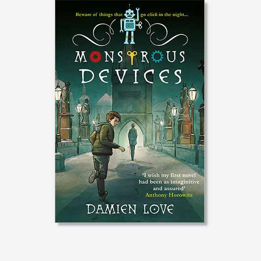 Monstrous Devices by Damien Love is out now (£12.99, Oneworld Publications)