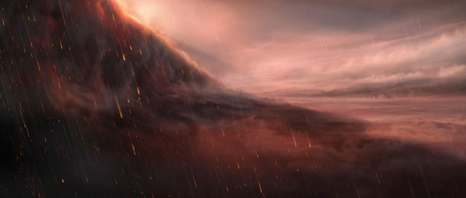 Exoplanet discovered with molten iron rain