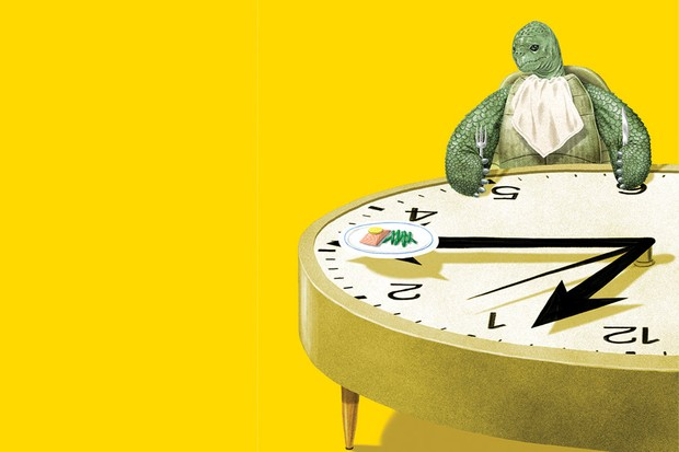 How calorie restriction can help you to stay young © Jason Raish