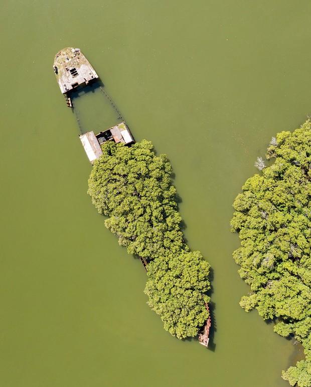 Nevidíte loď na stromy © Getty Images