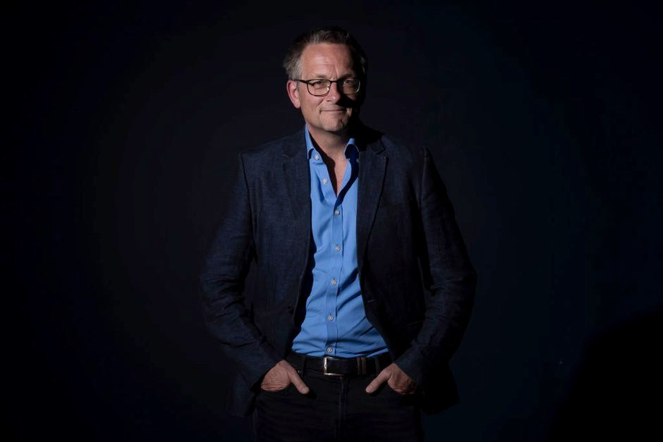 Dr Michael Mosley: an introduction to my new book, Fast Asleep
