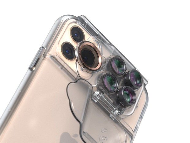 ShiftCam Multilens iPhone 11 case (cool gadgets)