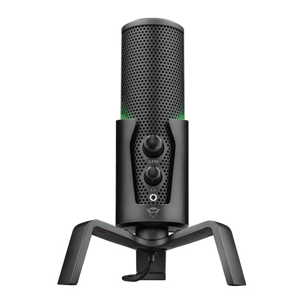 Trust GXT 258 Fyru streaming microphone (cool gadgets)