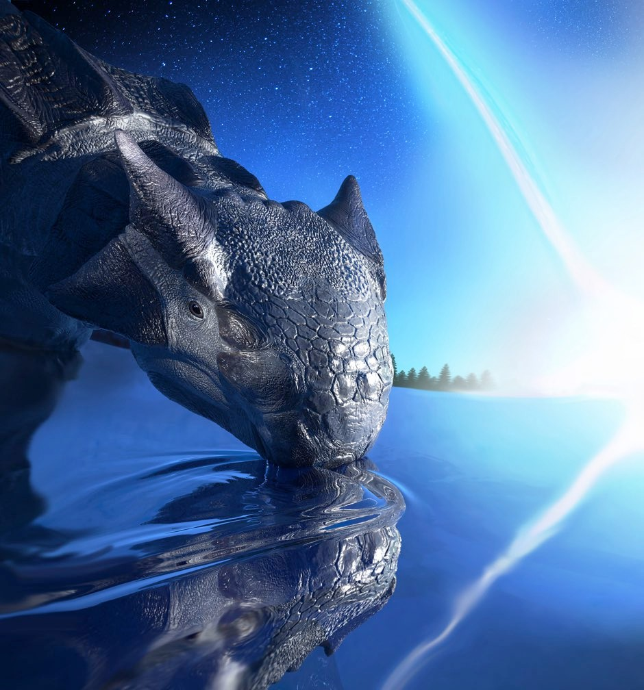Asteroid impact 'only plausible explanation' for dinosaur extinction