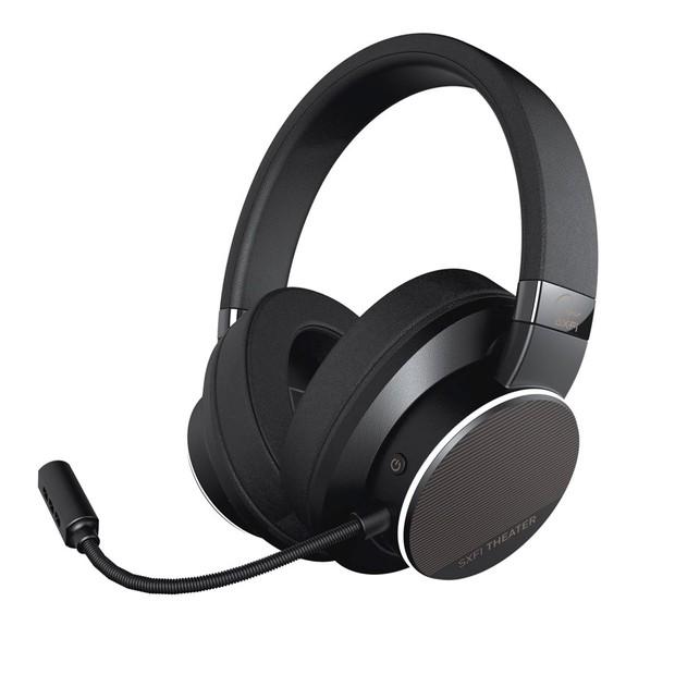 Creative SXFI Theatre headphones (cool gadgets)