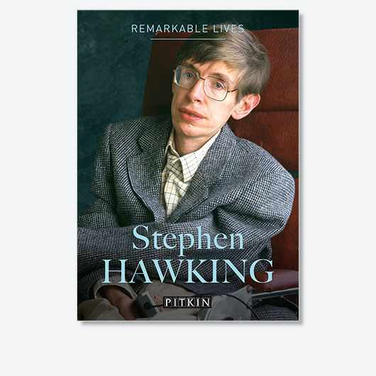 Stephen Hawking: Remarkable Lives is out now (£6, Pitkin)