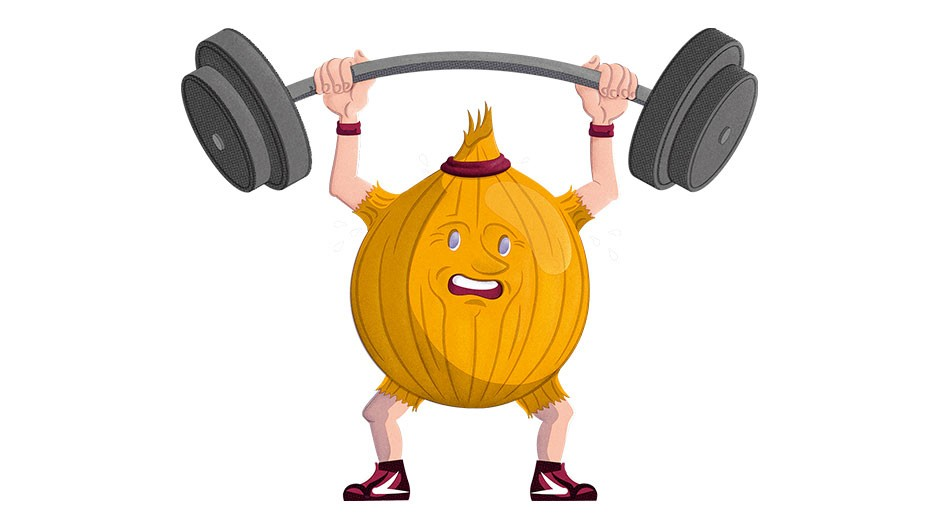 Why do I smell of onions after I've been working out?