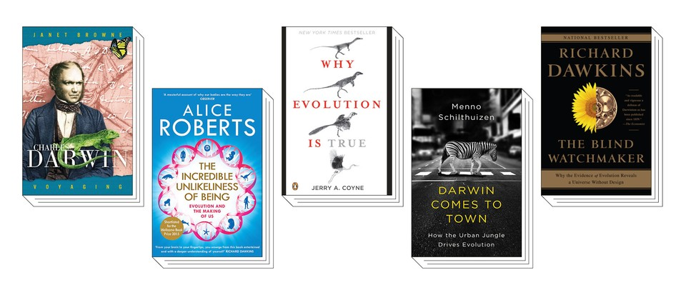 Natural Selection: 5 of the best books on evolution