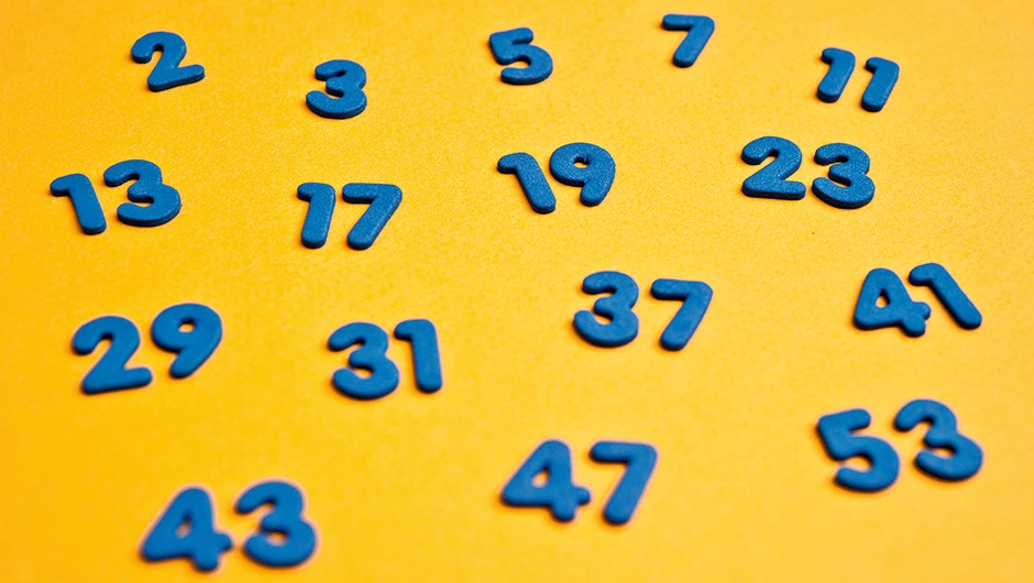Why can't we predict prime numbers?