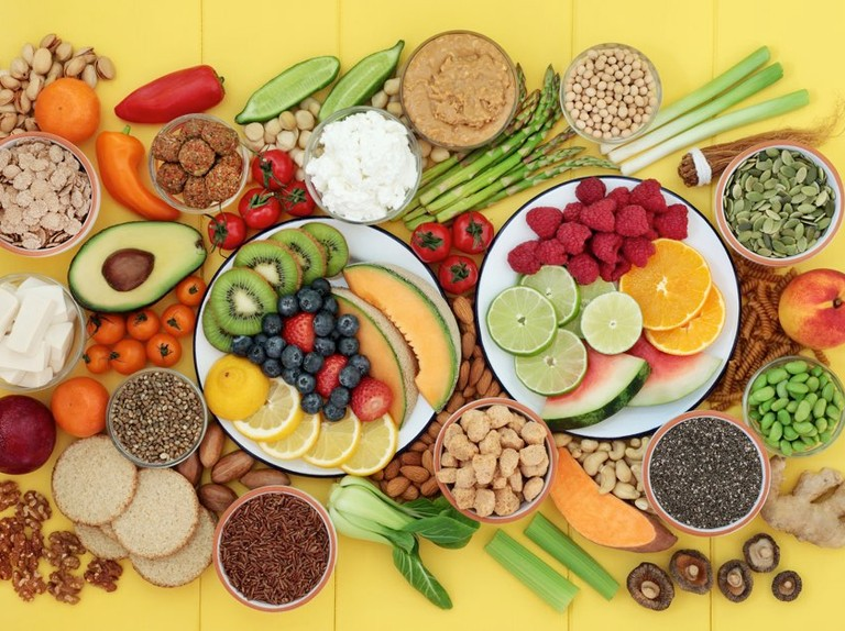 High Intake Of Fruit And Veg Reduces Type 2 Diabetes Risk By 50