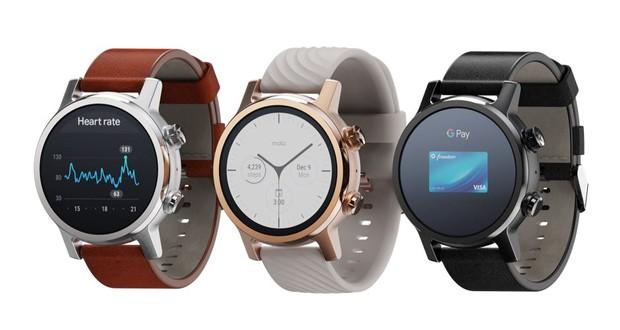 Moto 360 smartwatch (cool gadgets)