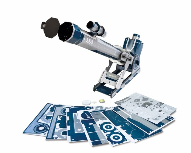Build Your Own Telescope (cool gadgets)