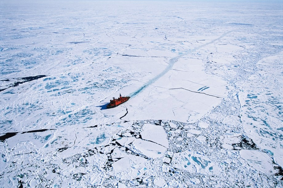 The Arctic could be free of sea ice by 2035, latest climate model predicts