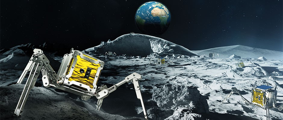 The next giant leaps: The UK missions getting us to the Moon