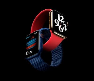 Apple Watch 6 (cool gadgets)